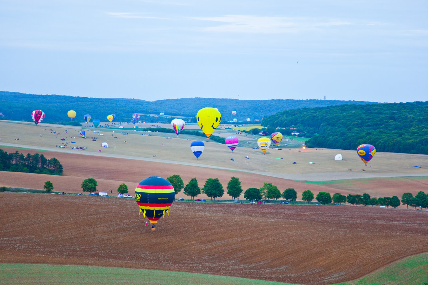 Planet Air, Chambley, Département Meurthe-et-Moselle, France